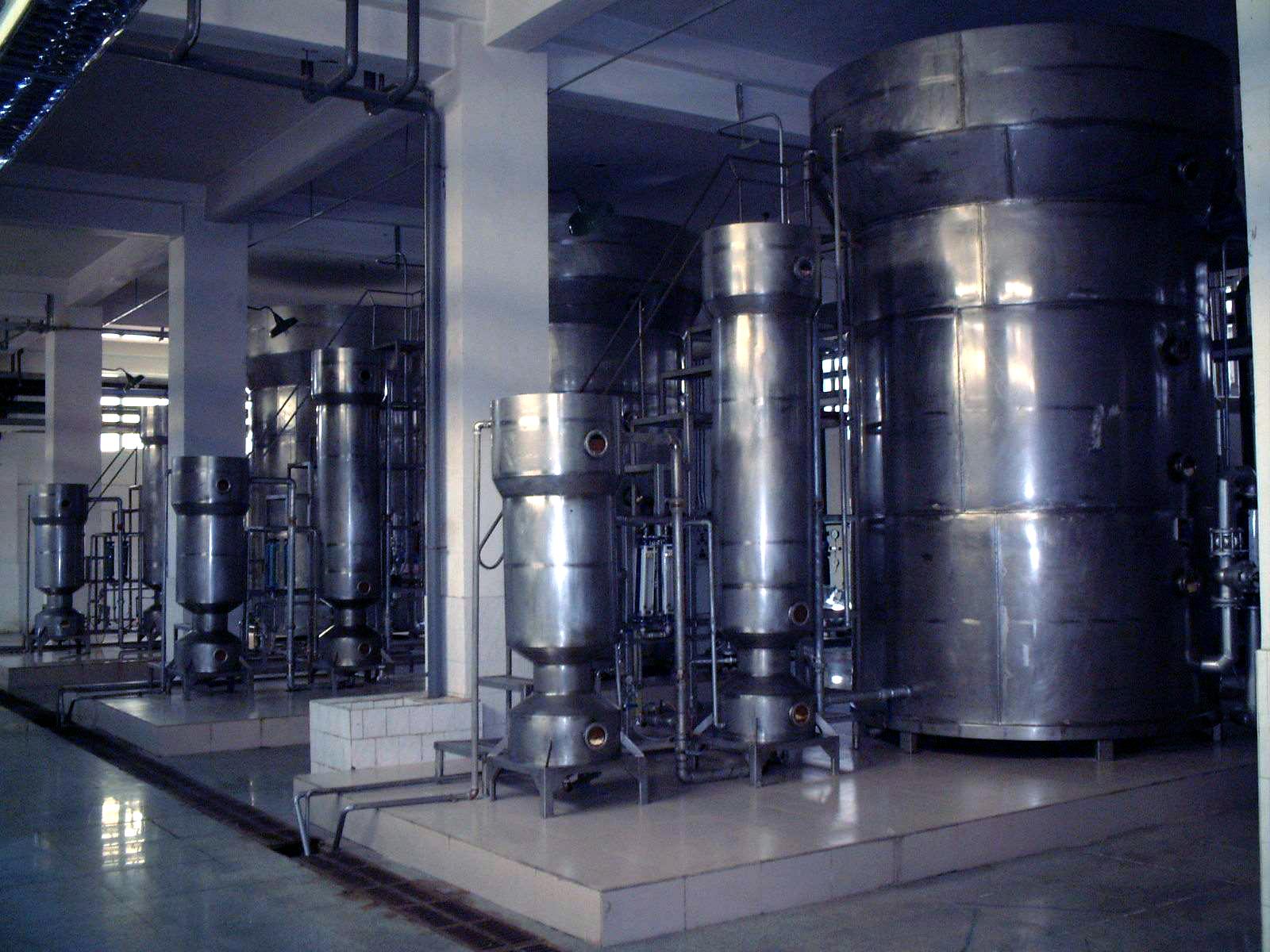 LWLN系列三塔式、四塔式流动床软化水处理设备