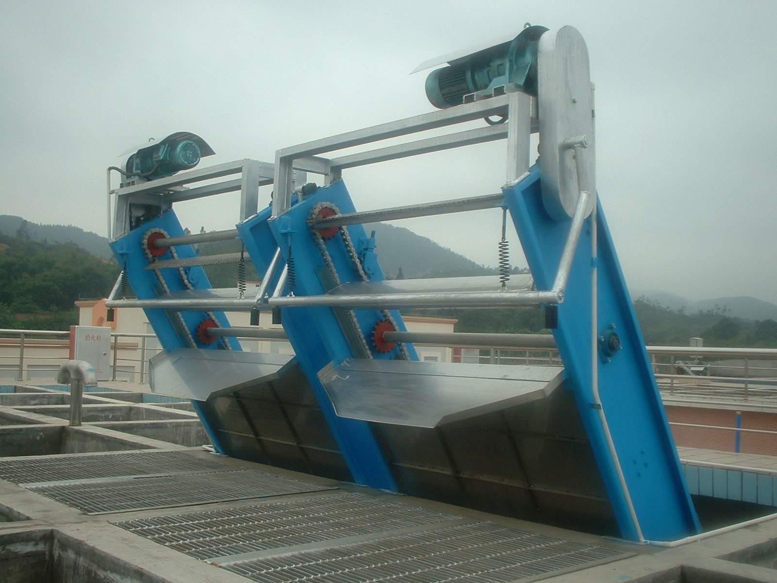 SHG系列耙齿回转式格珊除污机