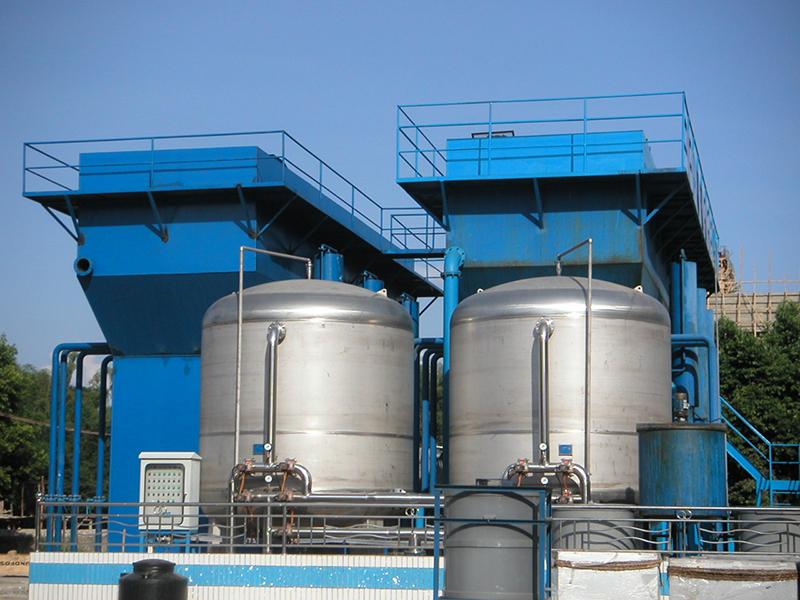 河水净化系统工程