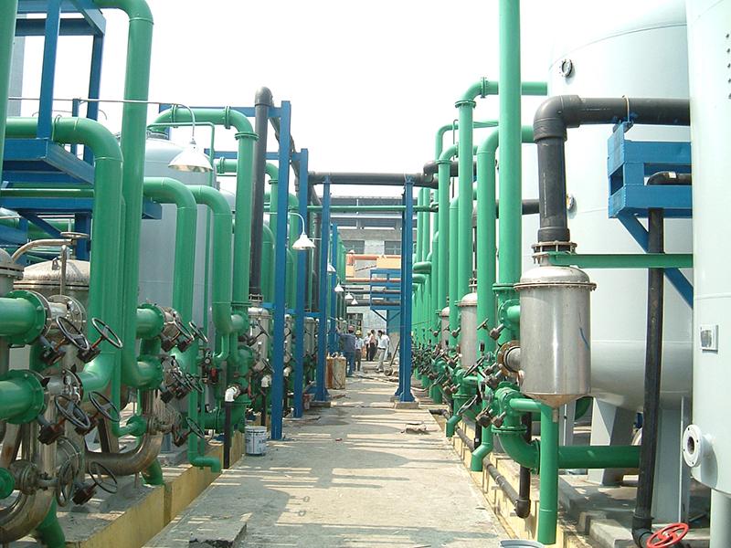 离子交换及反渗透脱盐水系统